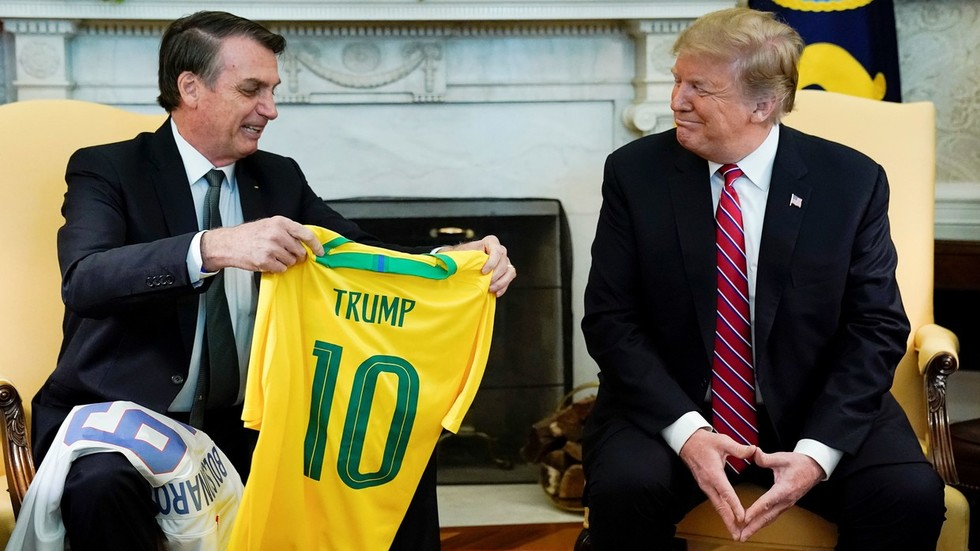 РТ: Американци су направили обичај да окупирају сваку земљу која проглашава своје суверене интересе - бивши председник Бразила