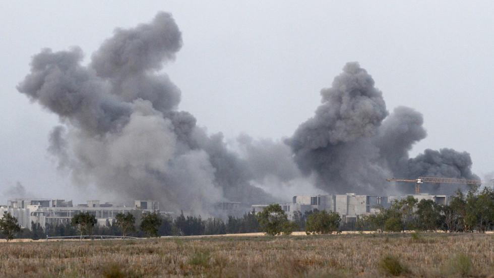 РТ: Напад НАТО-а на Либију извршен да би се окончао покушај Гадафија да заустави страну експлоатацију континента