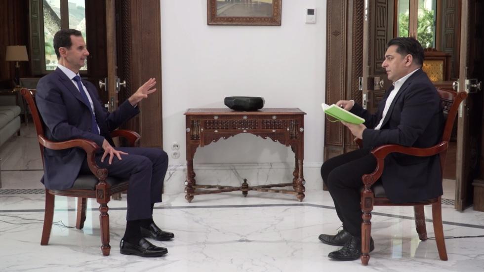 RT: EU bi se trebala bojati džihadista koje podržava u Siriji, a ne izbeglica - Asad