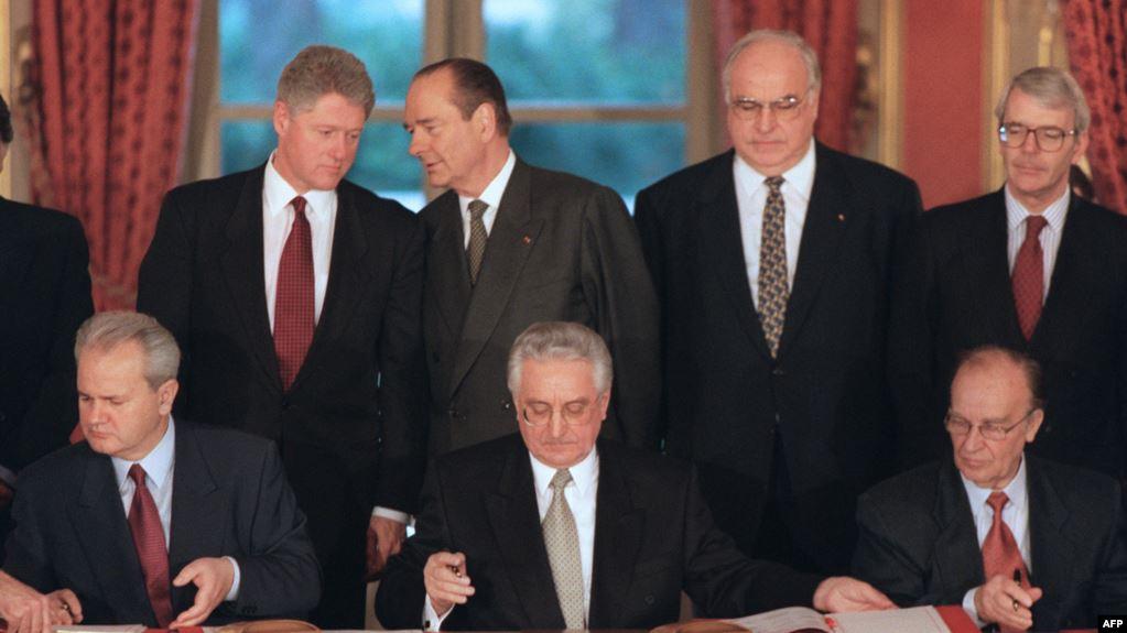 Dejtonsko-pariski mirovni sporazum 24 godine posle