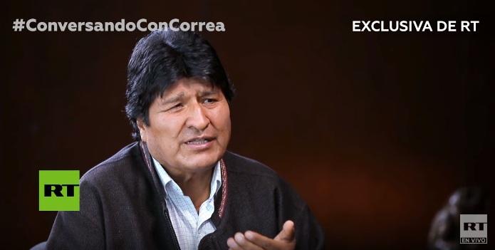 Моралес за РТ: У Боливији смо могли дефинисати цену литијума за цели свет