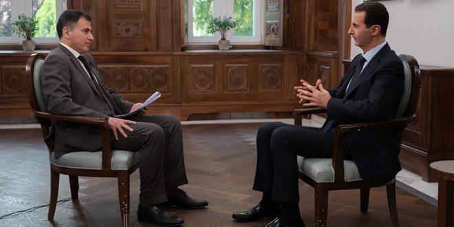 """""""Америчка политика је стварање хаоса"""": Интервју са сиријским председником Башаром Асадом"""