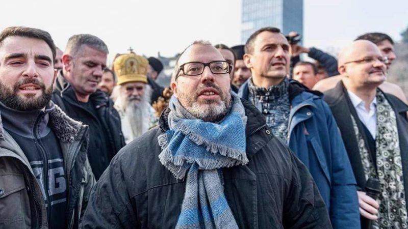 Feđa Dimović: Crnogorske vlasti su jako nervozne