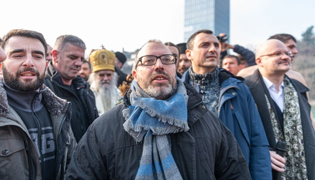 """""""Београдски синдикат"""": Две песме за које смо добили Орден су испале много већи проблем за хибридне НАТО ратнике"""