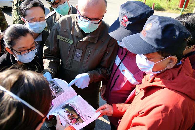 Др Пенг Џићианг: Само заједничком друштвеном акцијом успели смо да победимо овај вирус