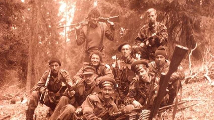 """""""Хтео сам да покажем Србима да нису сами"""": Сећања руског добровољца на рат у Босни"""