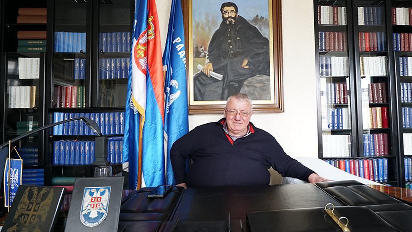 """RT: """"Predugo su SAD bile žandarm"""": Šešelj o bombardovanju Jugoslavije i približavanju Srbije Rusiji"""