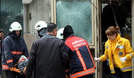Терористички акт у Турској