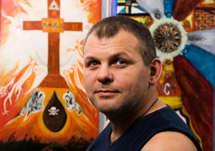 Сергеј Сухарев, руски добровољац: Све србско је и моје!