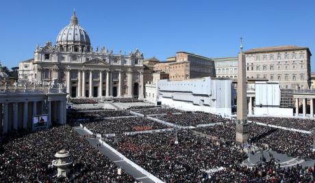 У сусрет избору новог папе