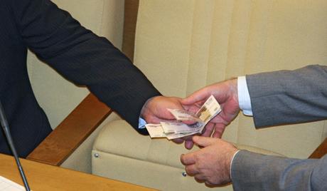 Корупција у Србији и прерасподела политичког плена