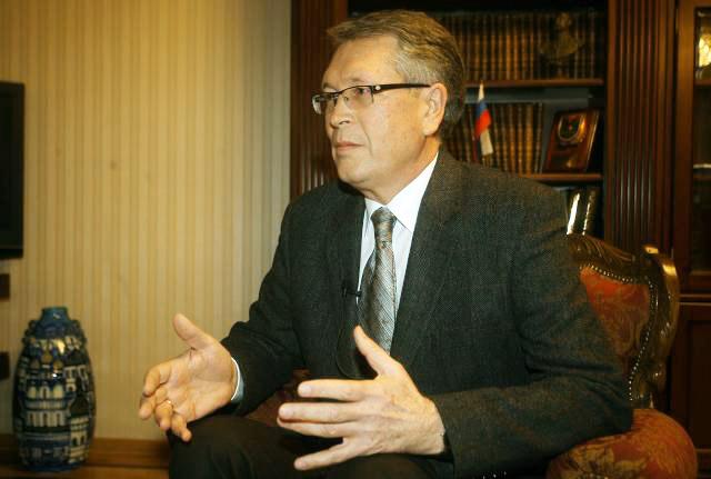 Амбасадор РФ Чепурин: Подржавали смо и подржаваћемо Србију