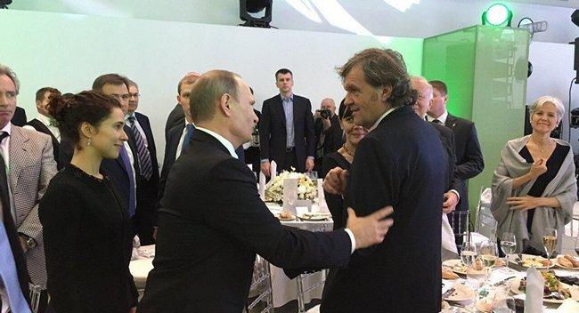 Кустурица: Шта сам заиста причао с Путином