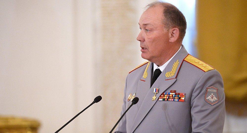 Генерал Александар Дворников открива детаље операције у Сирије