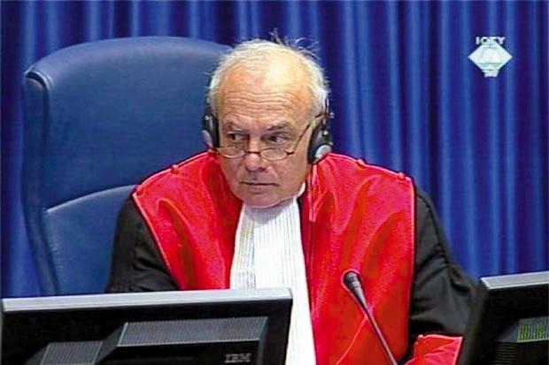 Судија Антонети: Нико није победио Трибунал, па ни Војислав Шешељ