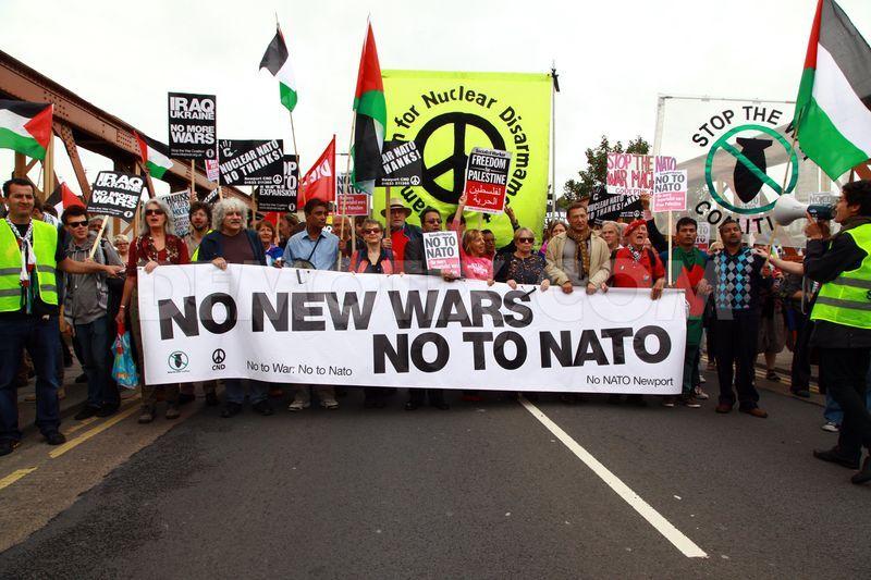 """НАТО је империјалистички савез на челу са САД – """"UNAC"""" за Восток"""