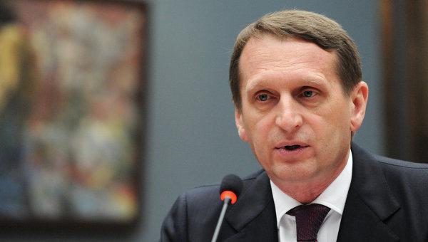 Наришкин: Обновићемо сарадњу са украјинским парламенром, али не са овим сазивом