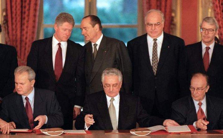 Дејтонско-париски мировни споразум - 21. година после