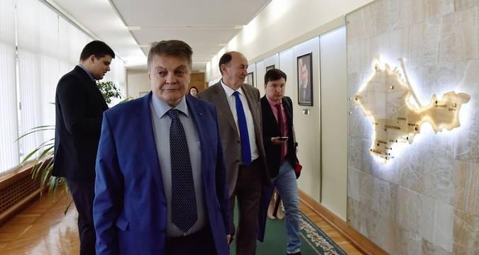 Милован Бојић: Верујем да ће Крим доживети своје звездане тренутке у РФ
