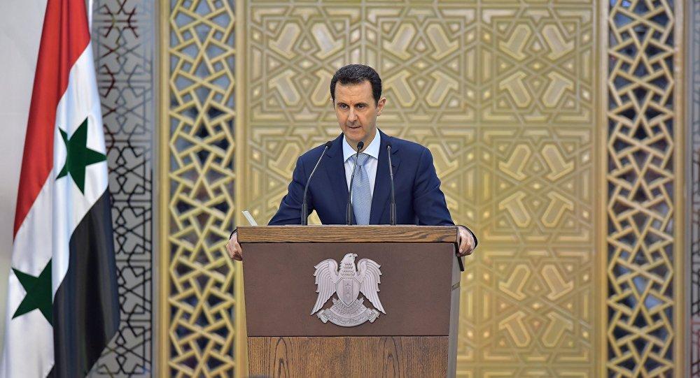 Асад: Први циљ терориста били системи ПВО