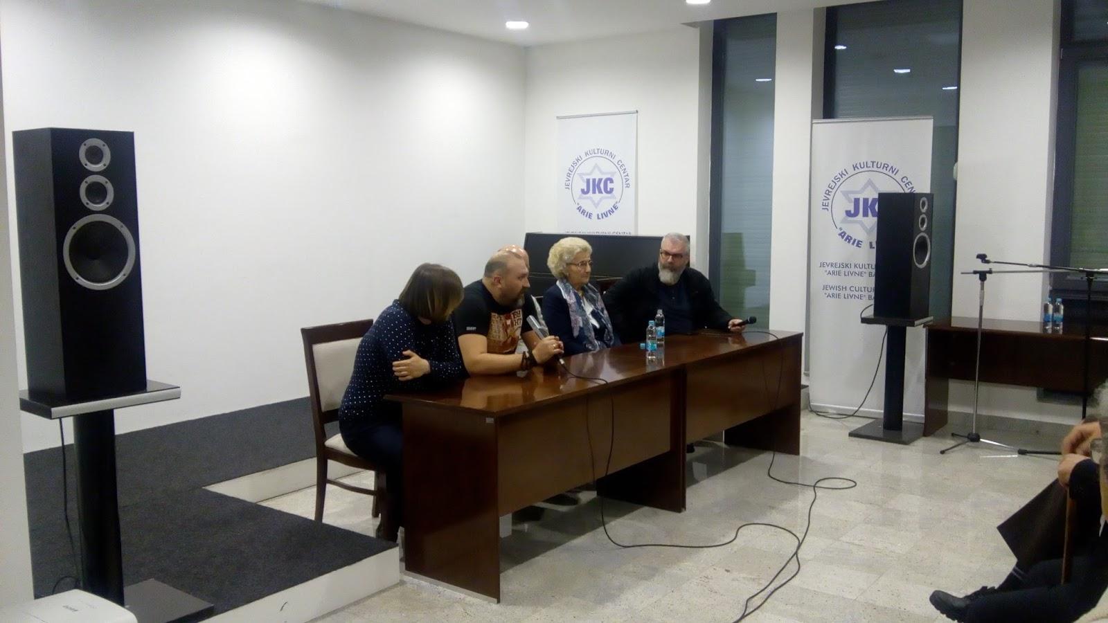 Видеоспоменик: Завјештање у Бањој Луци
