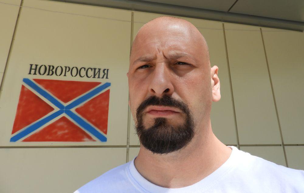 Новосрбија - Мој пут у Русију, заправо је пут у Новорусију