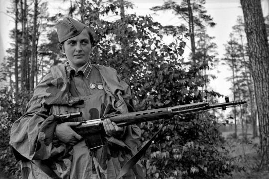 Совјетске жене снајперисти: Леди Смрт и Невидљиви ужас