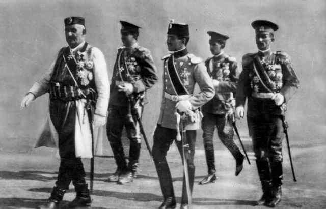 Краљ Никола: Русија је наша заштитница, а српство будућност