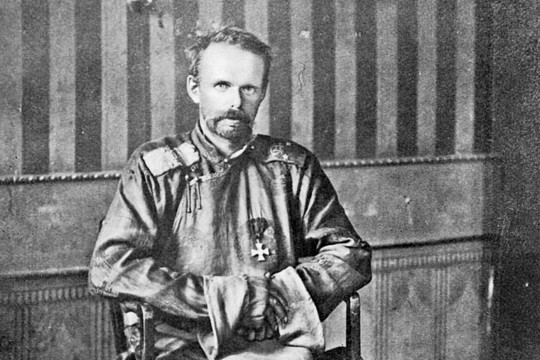 Неустрашив и бруталан: Барон Фон Унгерн, последњи руски кан