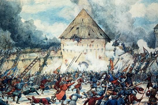 Лажни цар на руском престолу: Пресудна битка за Москву 1612.