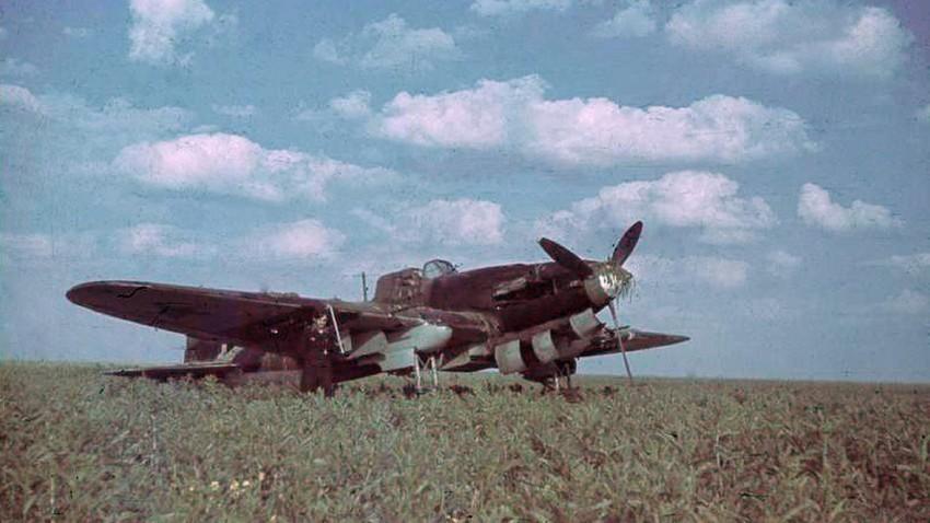 """Како је оборени совјетски пилот успео да отме немачки """"Месершмит"""""""