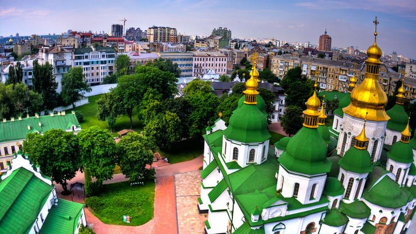 Маштовита украјинска историја: Престони град Кијев – једнима мајка, другима маћеха