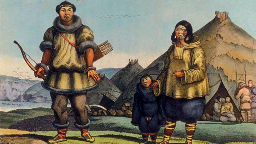 Далеки дивљи исток: Мали номадски народ против моћне Руске империје