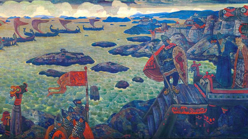 Викинзи: У Европи страх и трепет, у Русији – обични плаћеници