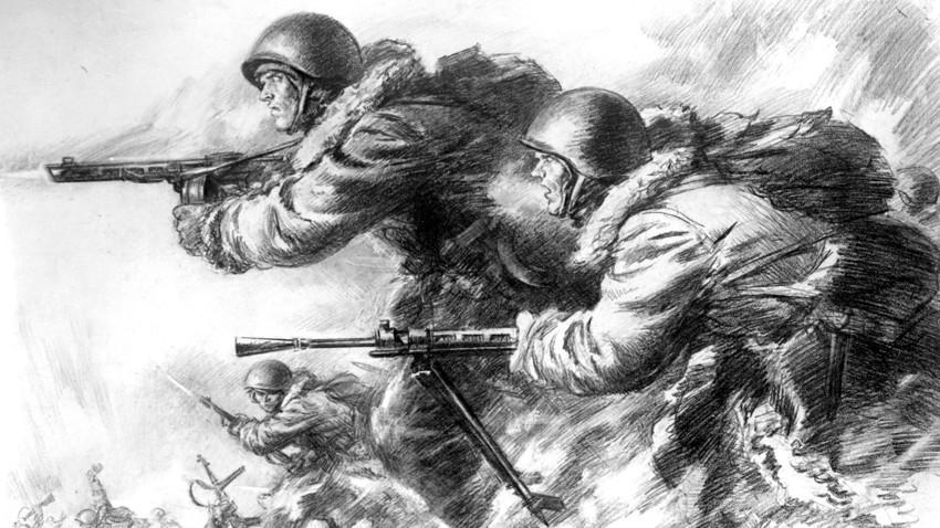 Пет совјетских суперхероја из Другог светског рата