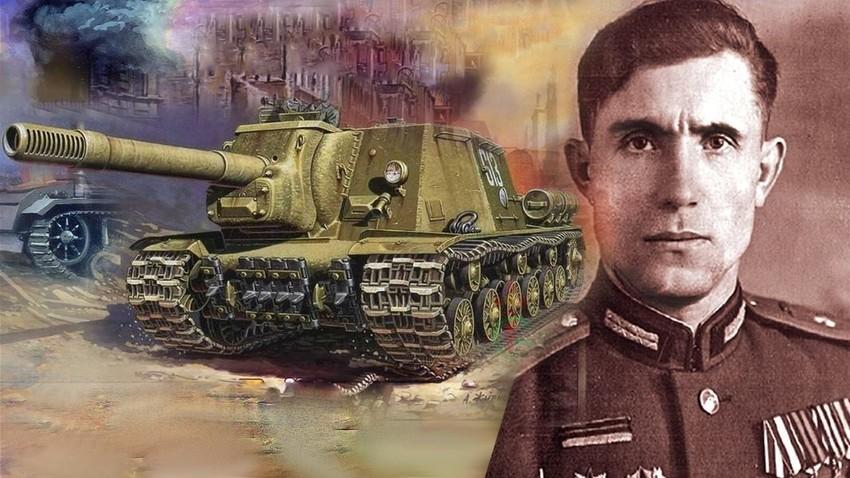 Последњи херој Великог рата: Пет пута горео у својој самохотки, уништио преко 500 хитлероваца