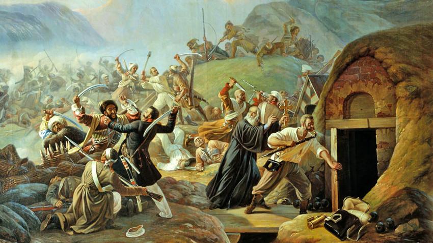 Poljska i Kavkaz – najteži pravci širenja Ruske imperije