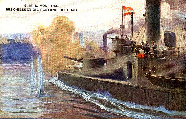 "Brod koji je počeo Prvi svetski rat - poslednja dunavska ""plovna tvrđava"""