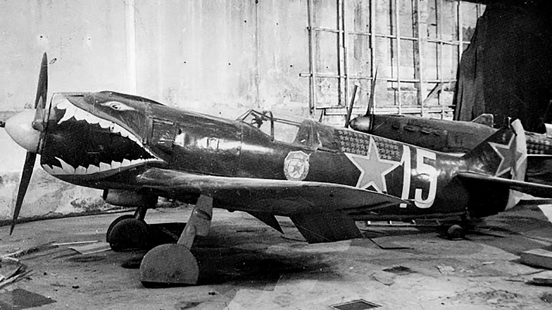 Како су совјетски пилоти украшавали своје авионе у Другом светском рату?