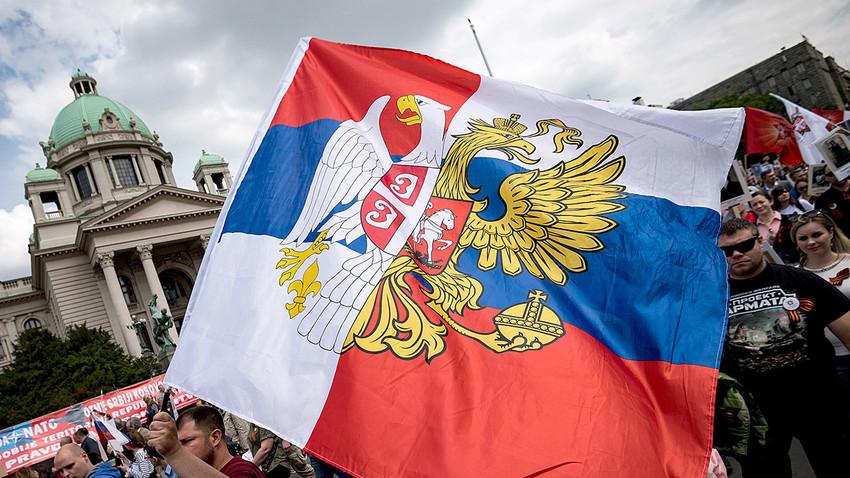 Када су Београд и Москва били савезници у 20. веку?