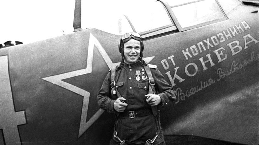 Зашто је совјетски летачки ас у Другом светском рату обарао америчке авионе?