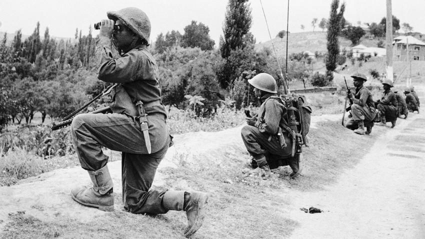 """Kako je SSSR 1971. osujetio Niksonov """"kaubojski"""" plan napada na Indiju"""