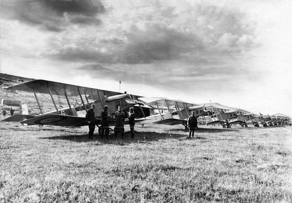 Сто година Прве српске ескадриле са Солунског фронта