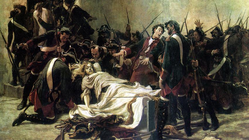"""Руски цар """"са гвозденом маском"""": Зашто је Иван VI провео цео живот у тамници?"""