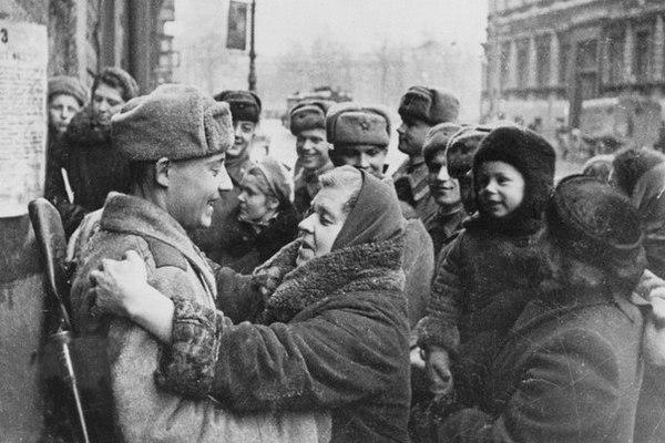 74. godišnjica proboja blokade Lenjingrada