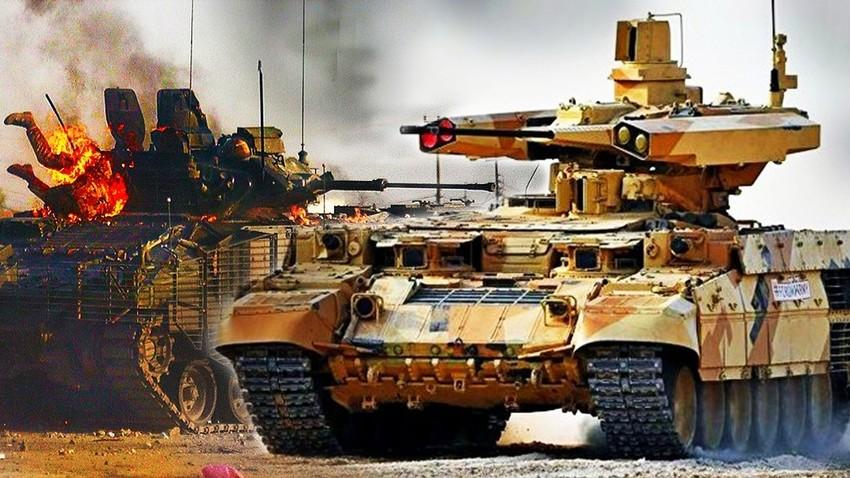 """""""Tenk-ubica"""" stiže na proleće: Kantemirovska divizija čeka """"Terminatore"""""""
