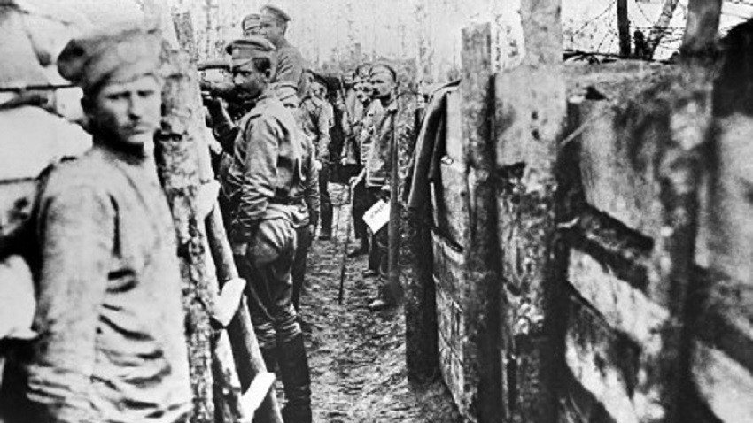 Солунски фронт: Трагедија руских бригада на Балкану