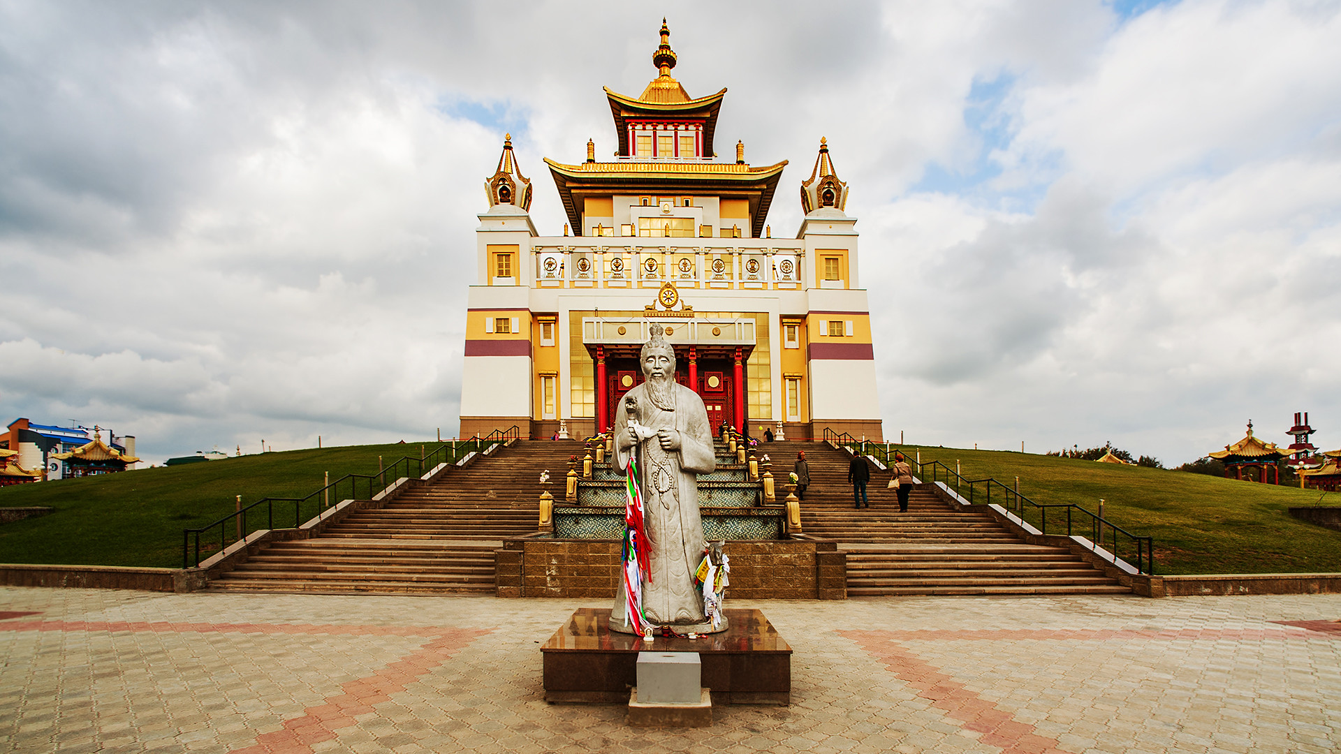 Калмикија: Једини регион у Европи где је будизам главна религија