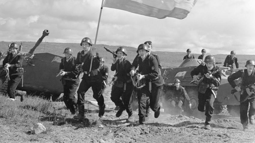 Pet najvećih i najvažnijih vojnih manevara sovjetske armije