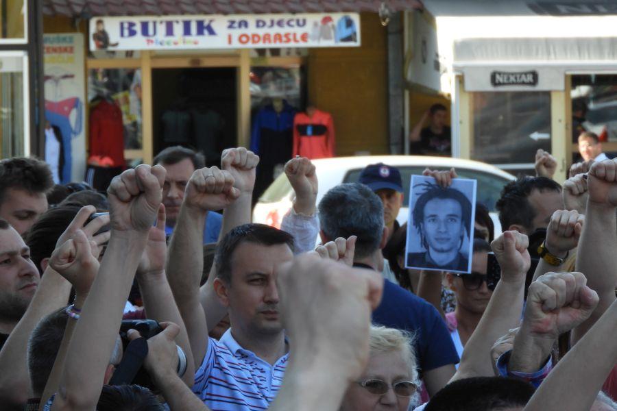 Slučaj Davida Dragičevića je politizovan